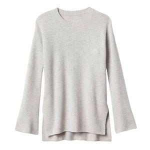 Athleta | Cashmere/Wool Blend Tunic Sweater Sz. XS